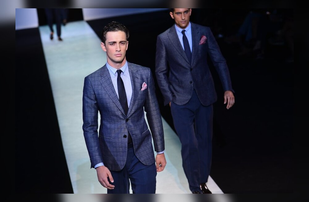 Meestele: osta endale uue aasta puhul lõpuks üks hästiistuv ja sobiv ülikond!
