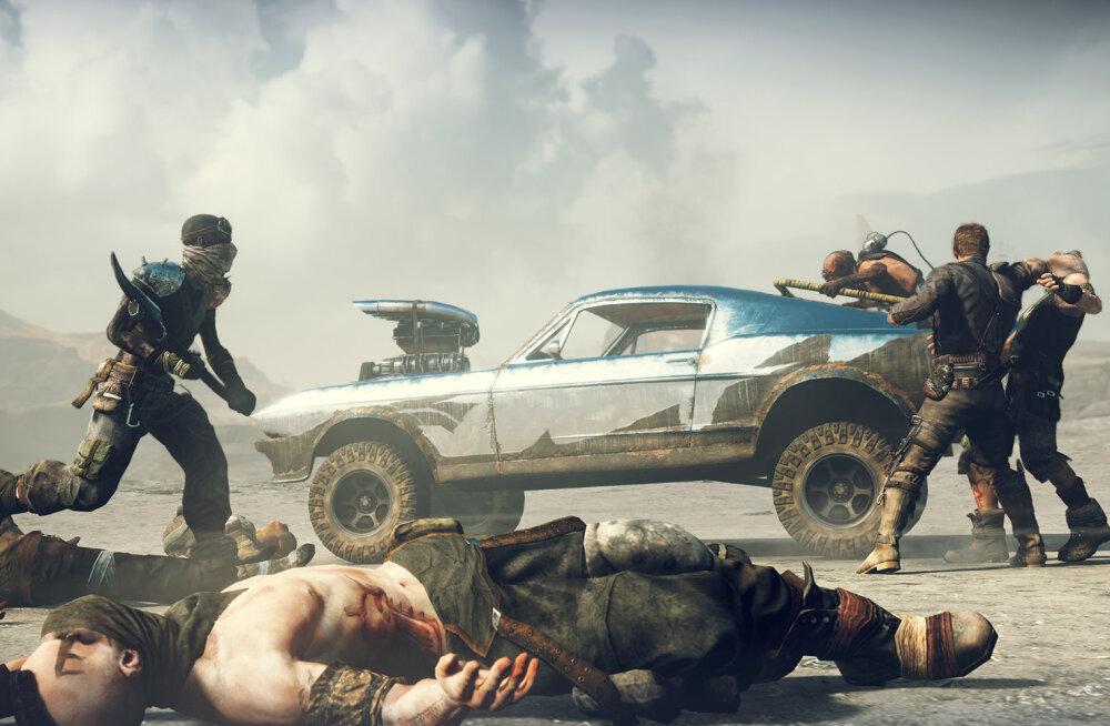 31.08-6.09: uusi videomänge – Phantom Pain, Mad Max jt