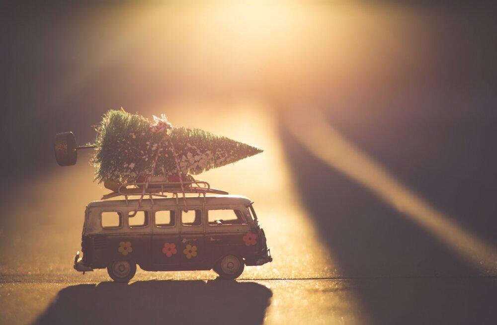 Pühad pole enam kaugel! 4 kavalat nippi, mis aitavad planeerida jõulureisi nii, et vaeseks ei jää