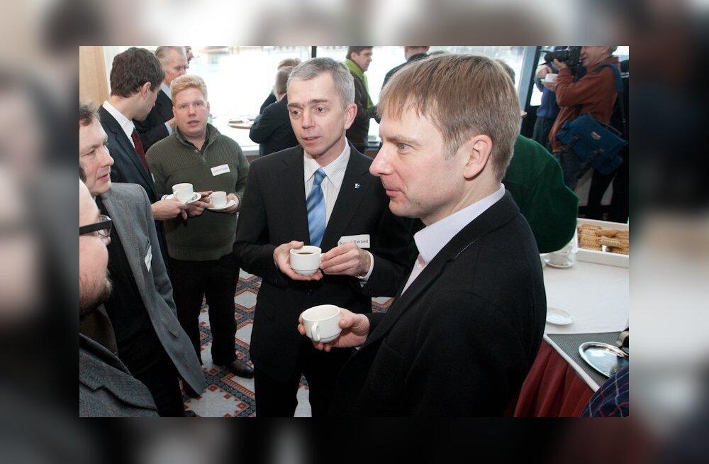 Ekspert: sõltumatud kandidaadid võivad rohelised riigikogusse vedada