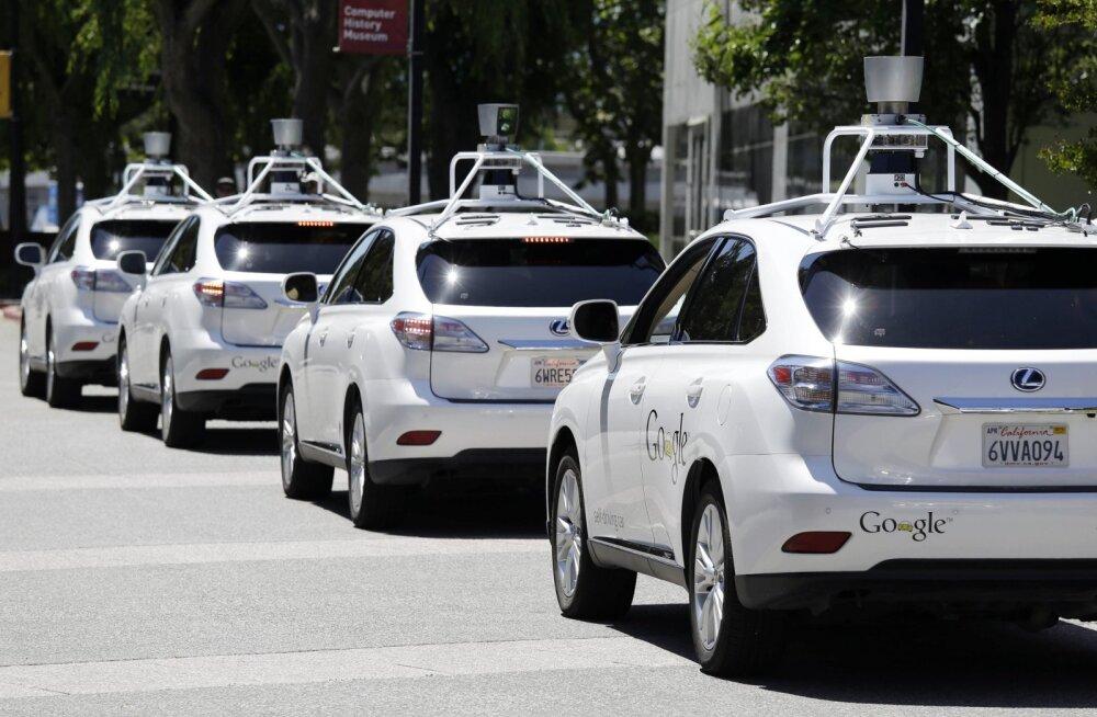 Uuring: inimene ja auto ei tohiks tulevikus juhtimise vastutust jagada