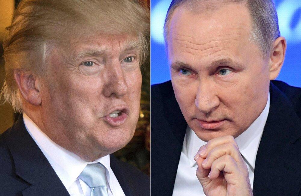 Ильвес и другие экс-лидеры европейских стран направили Трампу письмо: Путин не хочет, чтобы Америка была сильной