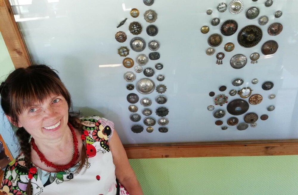 EV100 sõlgedest logo + 100 sendi kohvik Rakveres koos Carmen Lillepeaga