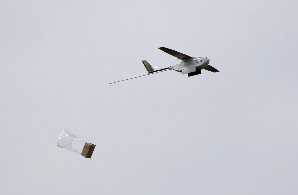 Tänasest alates on Eestis võimalik droone kindlustada - ent mitte igasuguseid