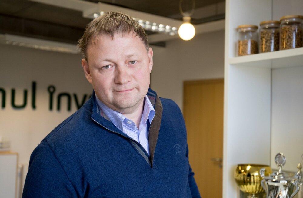 Graanul Investi omanik Raul Kirjanen: tselluloositehas on monstrum minevikust