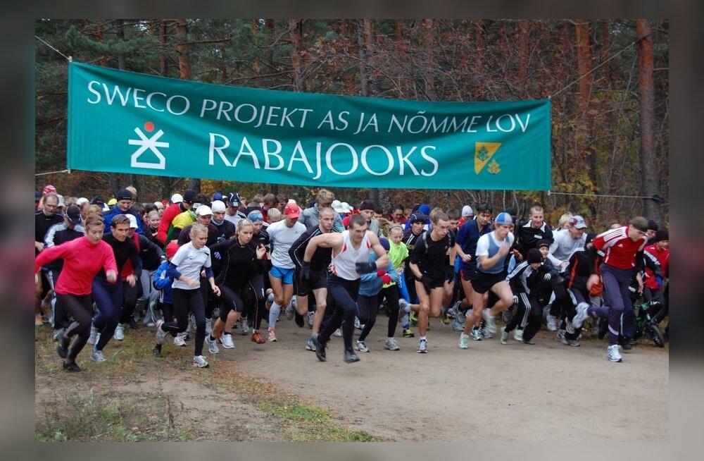 Tallinnas toimub 77. korda rahvaspordiüritus Rabajooks