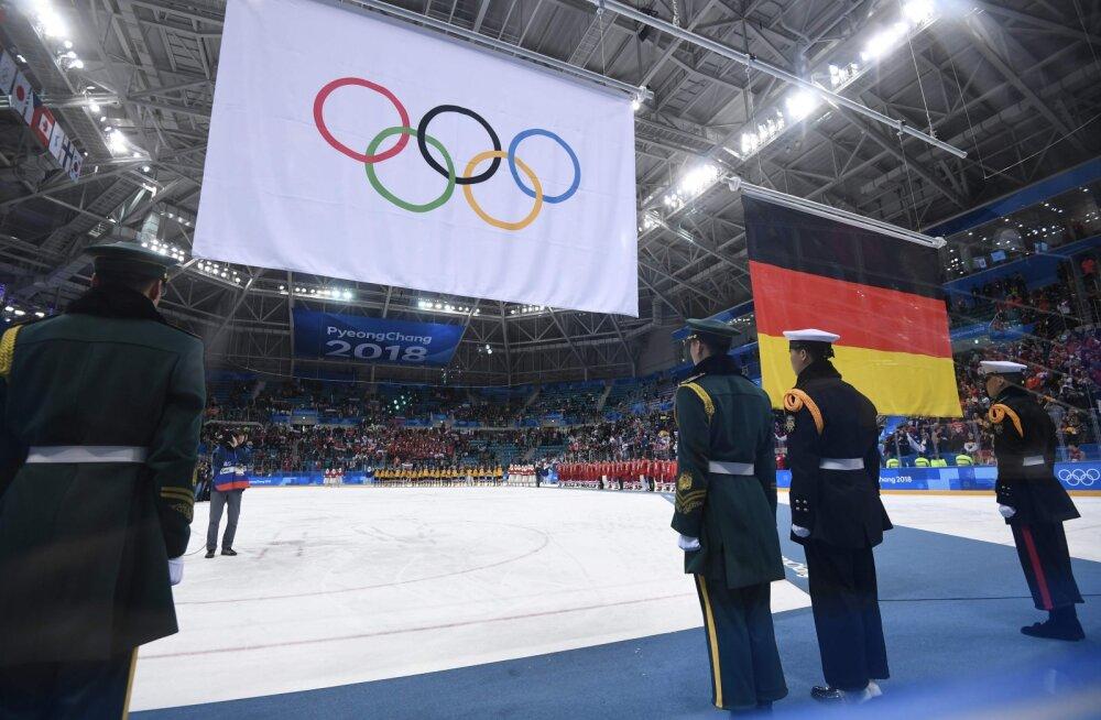 WADA otsustas: Venemaa lipp ei lehvi ka 2020. ja 2022. aasta olümpiamängudel