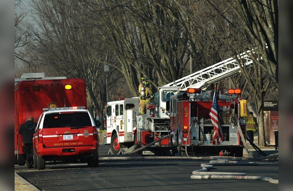 USA-s hukkus tulekahjus seitse ühe pere last