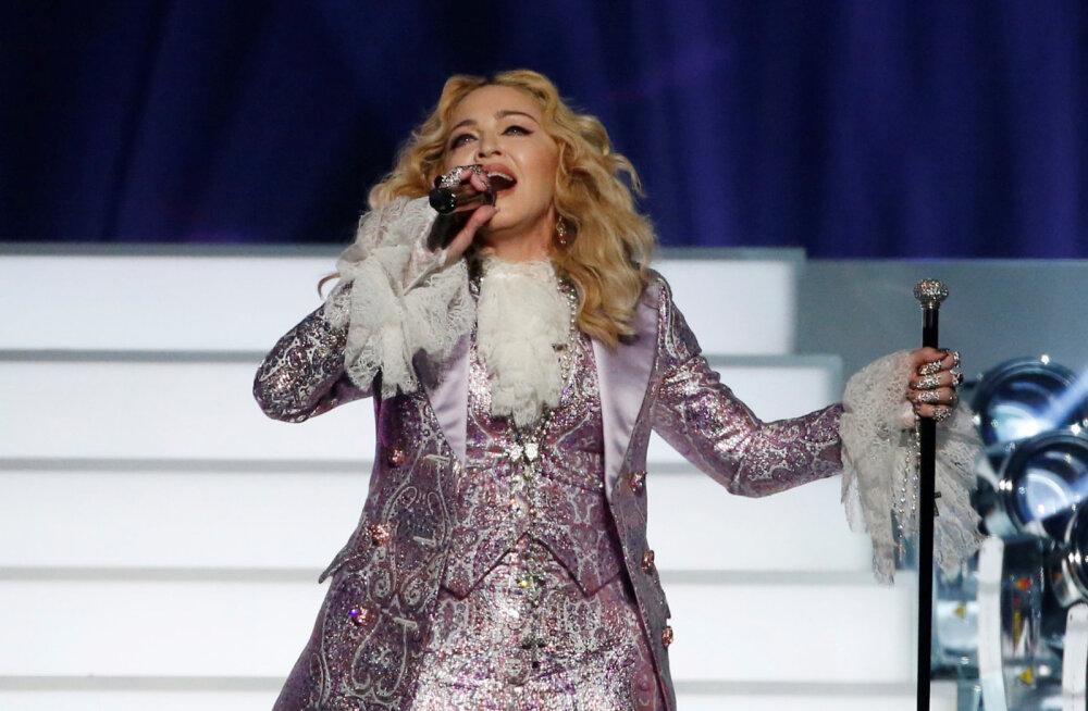 """Подтверждено! Мадонна выступит на """"Евровидении-2019"""" в Израиле"""