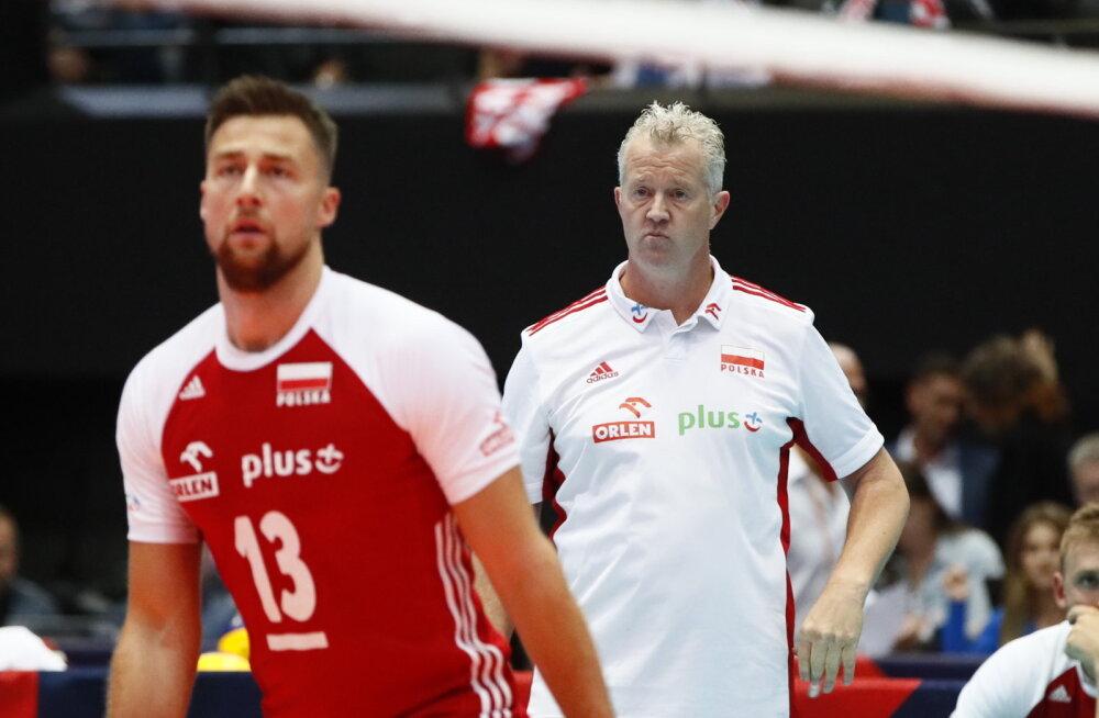 DELFI ROTTERDAMIS | Aga mida arvas Cretu ootamatust manöövrist Poola treener?