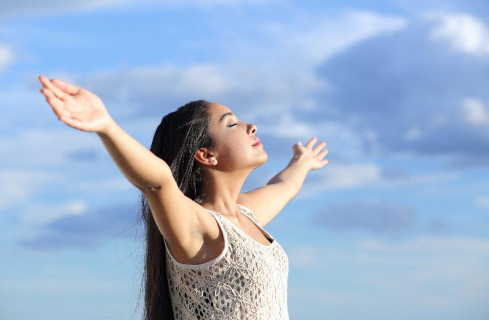 Hingamine on tee, uks ja ühendus sinu olemuse, sügavaima südame ja hinge juurde