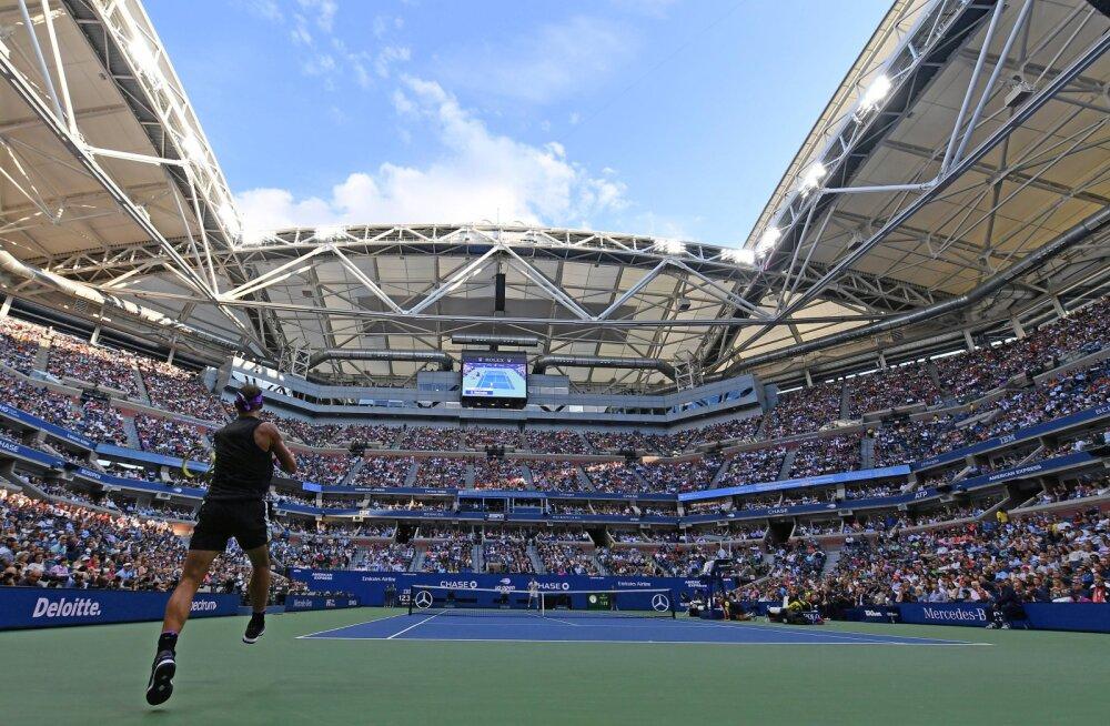 US Openi slämmiturniiri saatus selgub juunis