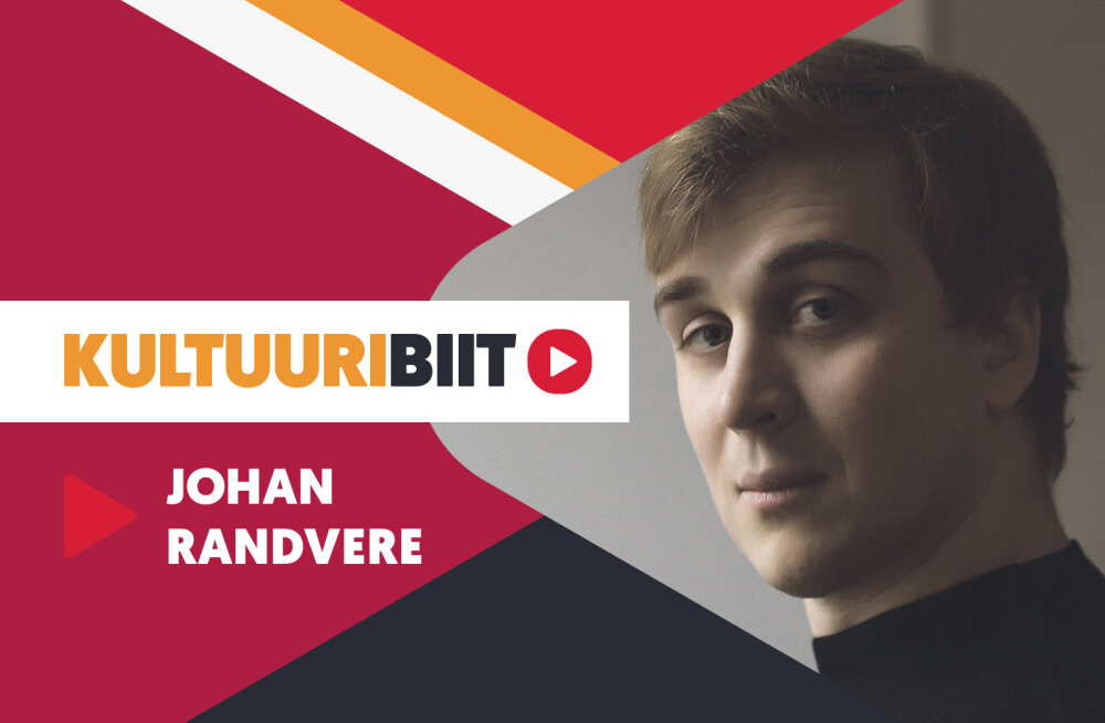 KULTUURIBIIT | Pianist Johan Randvere playlist