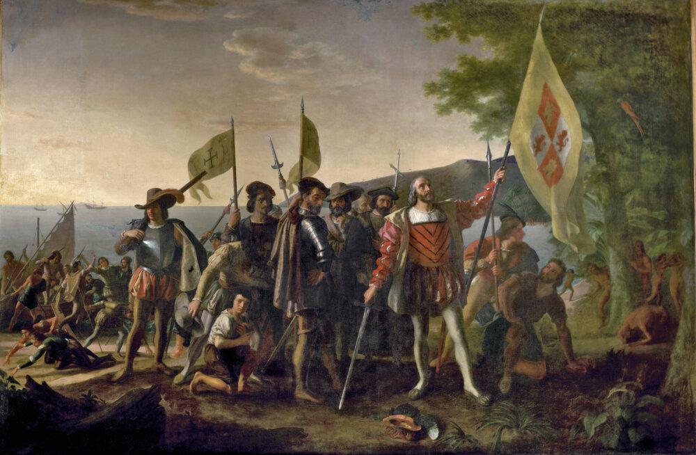 Kolumbuse päev: Püha, millest aina enam ameeriklasi midagi ei arva.
