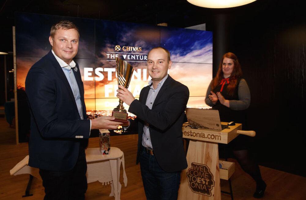 Eesti idufirma Sentab läheb rahvusvahelisele miljoni dollari jahile