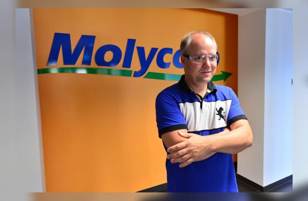 Molycorp Silmeti juht David O'Brock