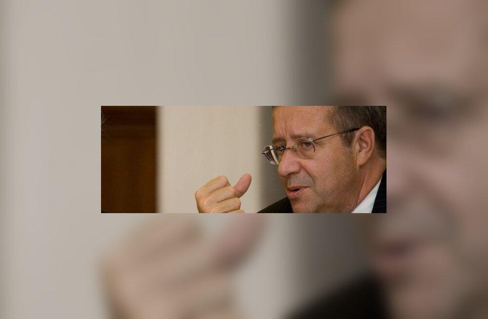 Ilves: valitsus ei tohi valimislubadustesse takerduda