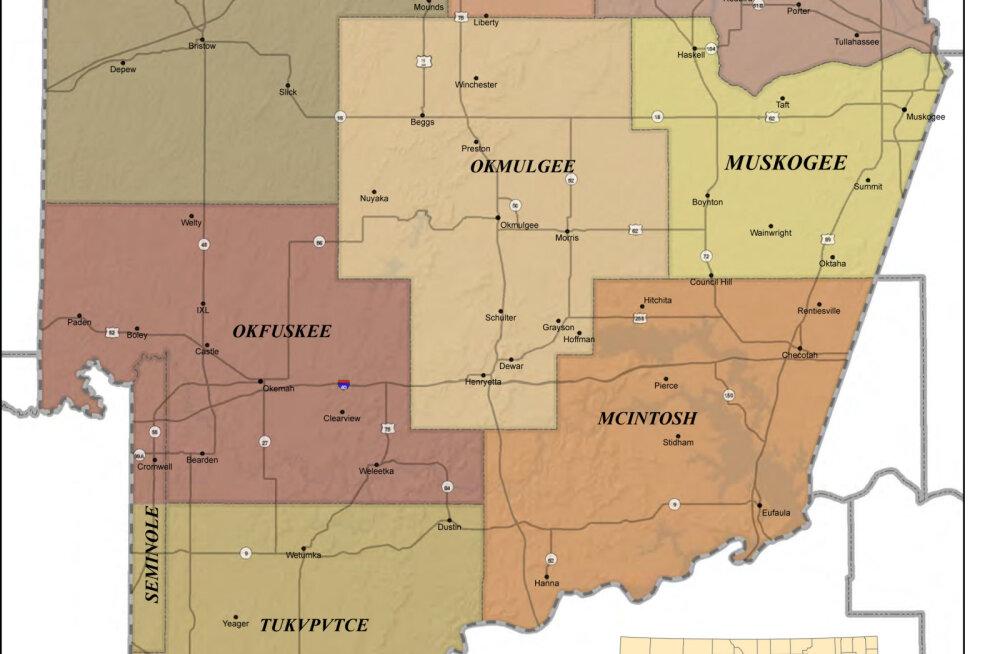 USA ülemkohus otsustas, et pool Oklahoma osariigist on põlisameeriklaste maa