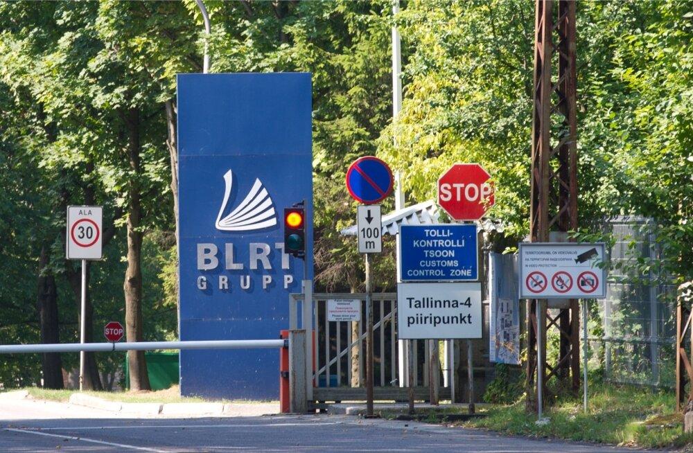 Brave Capital seljatas kohtus BLRT