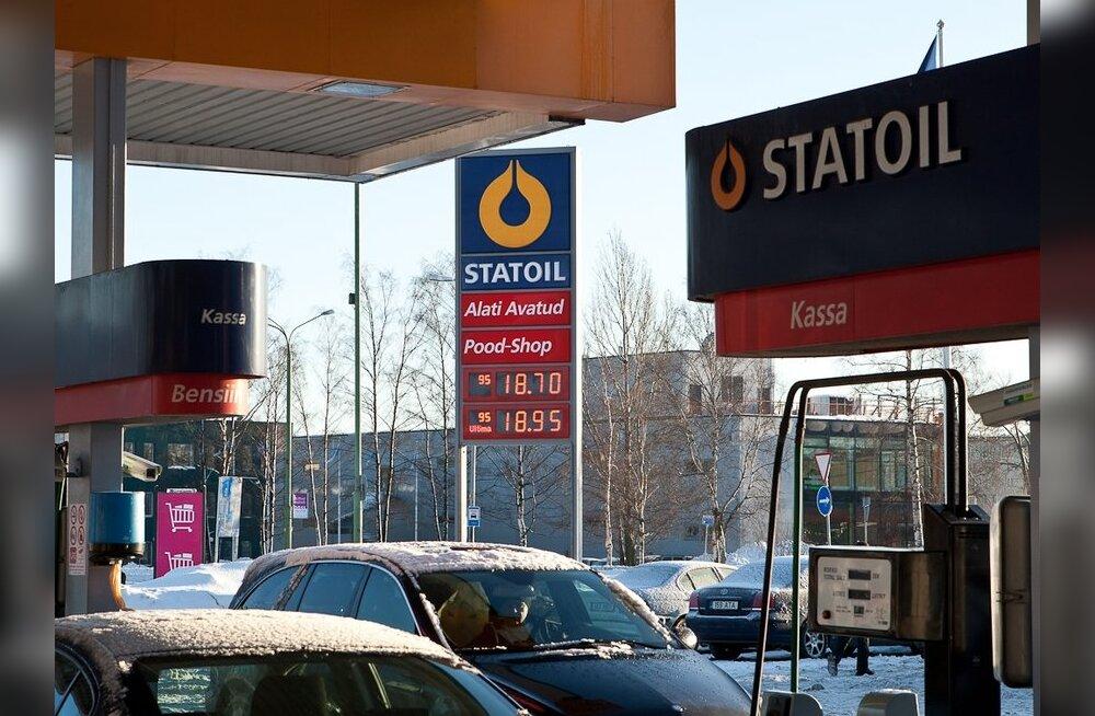 Statoil järgnes Neste hinnatõusule