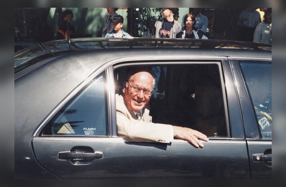 Ene Ergma: meil ei ole Lennart Meri taolist riigimeest
