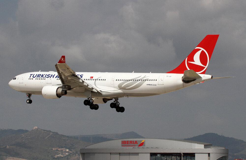 Увидеть мир глазами пилотов: Новые развлечения на борту Turkish Airlines