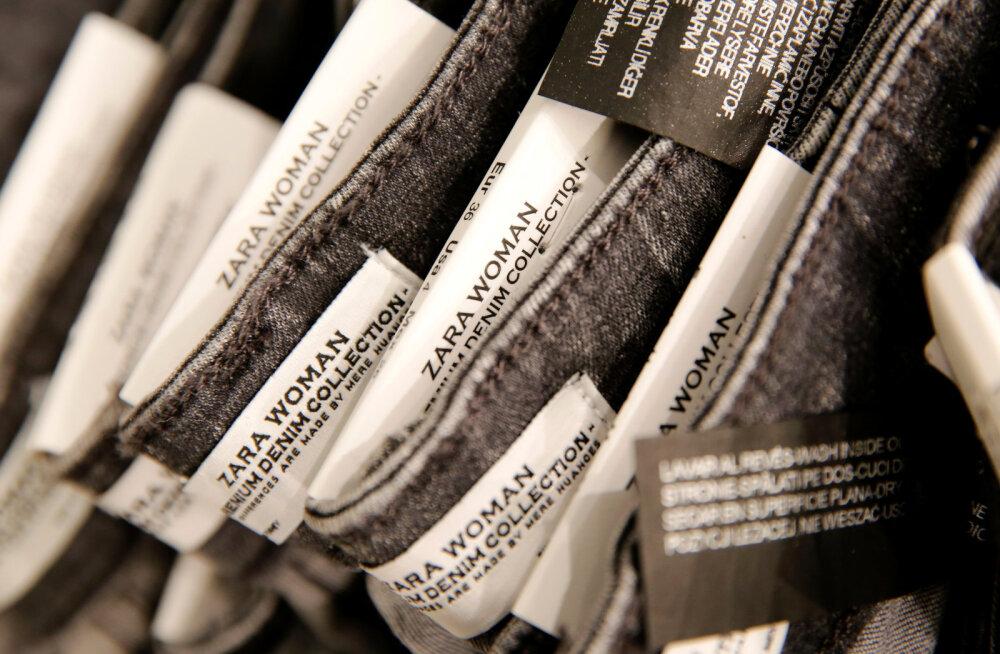 Apranga müüs mullu Eestis kaupa ligi 100 000 euro eest päevas