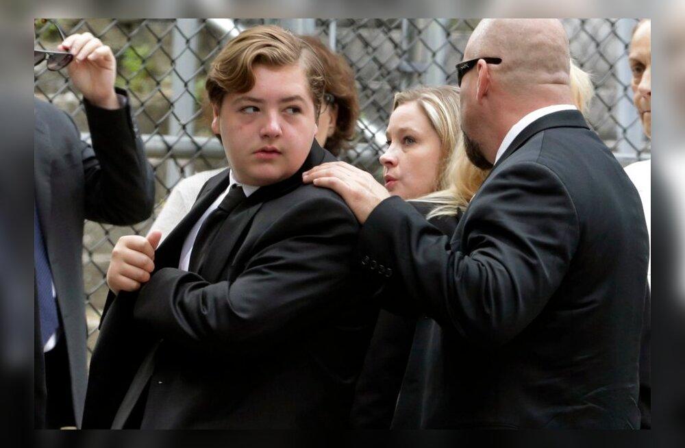 Michael Gandolfini isa matustel