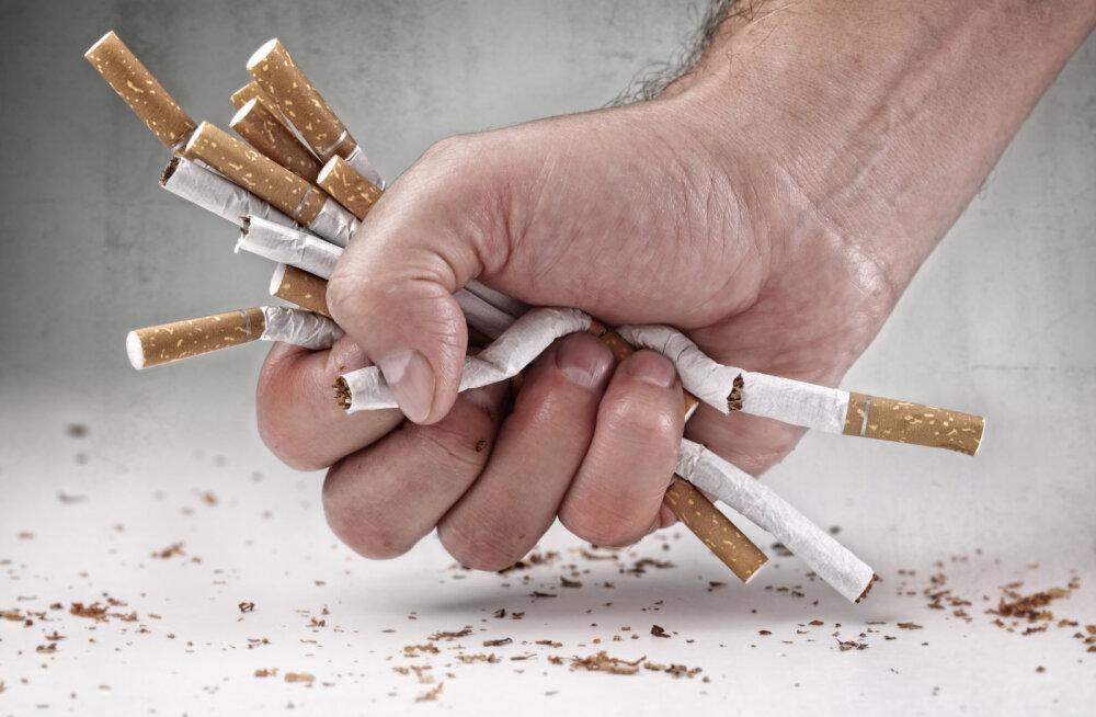 Kas tead, millised kemikaalid on tubakasuitsus?