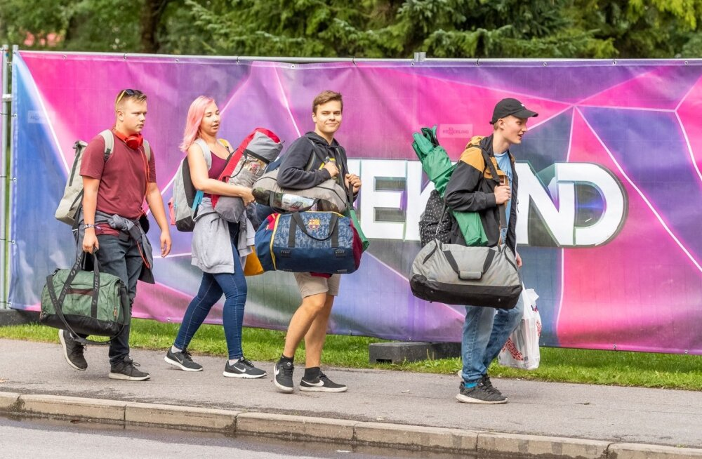 Weekend Festival Baltic 2018