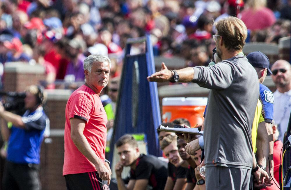 Kihlveokontor: Jose Mourinho on järgmine peatreener, kes Premier League'is lahti lastakse