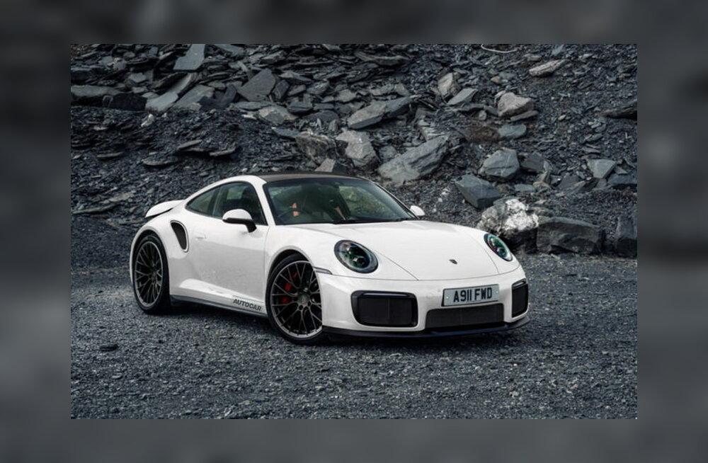 WHATCAR? | Kas selline võiks välja näha uus Porsche 911?