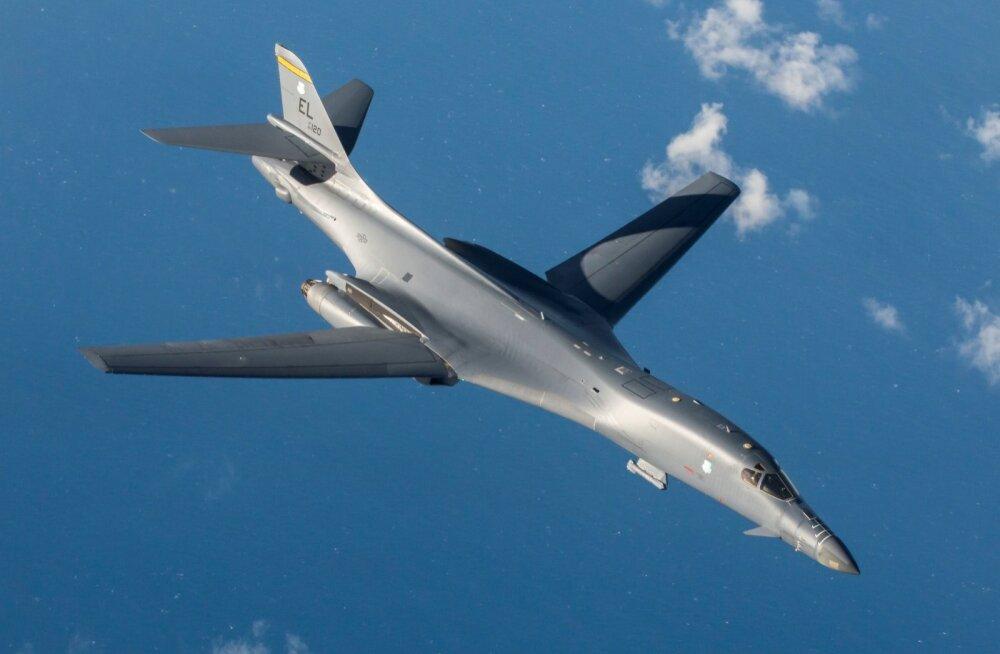NBC News: võtmerolli USA plaanis rünnata Põhja-Korea raketiobjekte mängivad pommitajad B-1