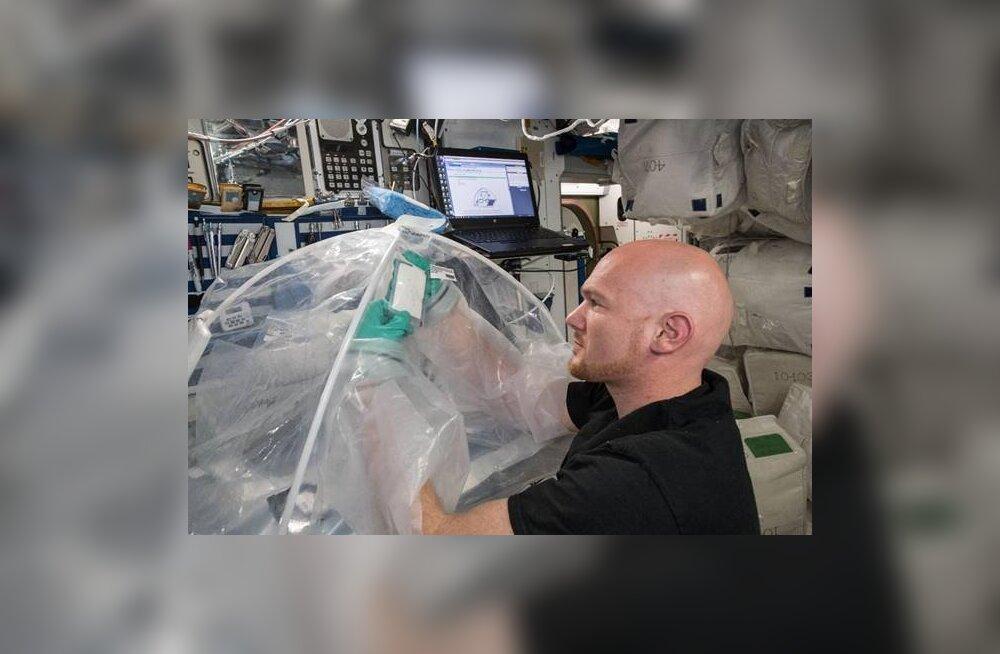Esimest korda valminud kosmosebetoon: inimeste kosmosevallutuse alus
