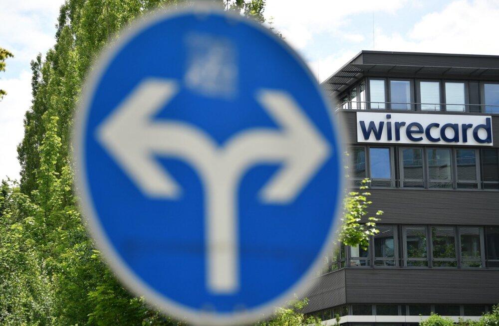 Wirecardi peakontor Müncheni lähedal.