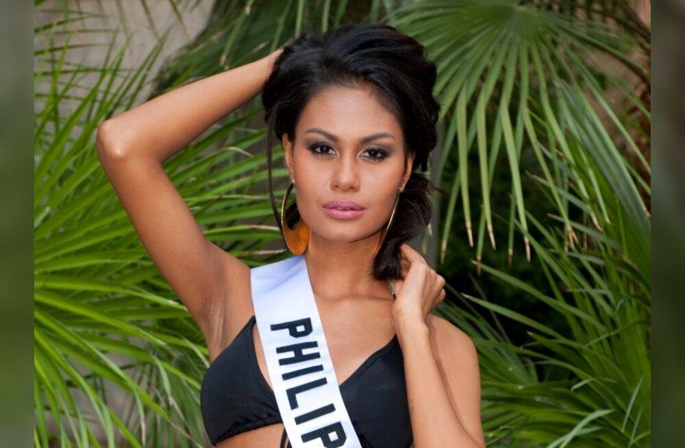 Näiteks Miss Filipiinid 2010 Venus Raj on viimaste tõendite kohaselt tõepoolest Miss Universum