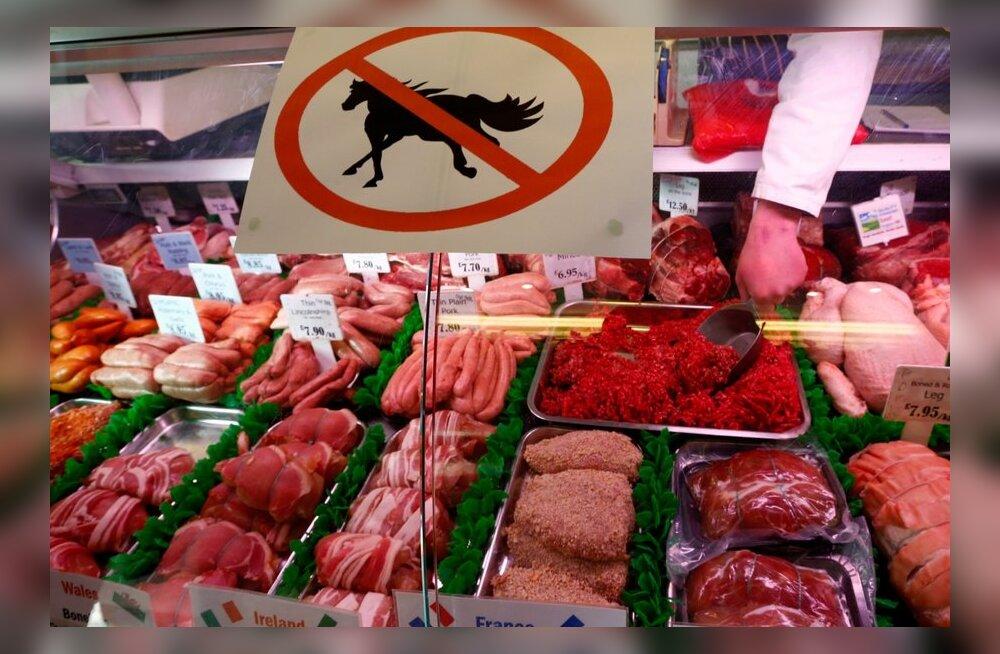 В Эстонии продавались говяжьи консервы с содержанием конины