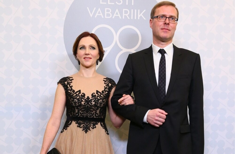 Maris Jesse ja Hannes Rumm