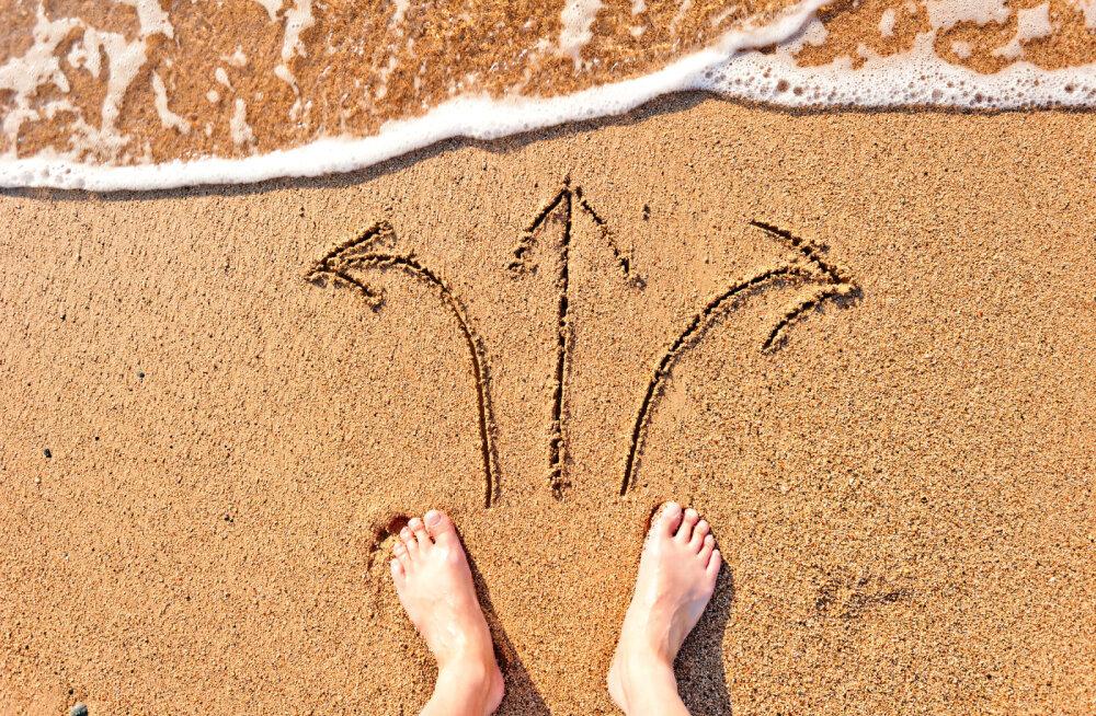 Seitse jõuduandvat küsimust, mis juhatavad sind õigele teele
