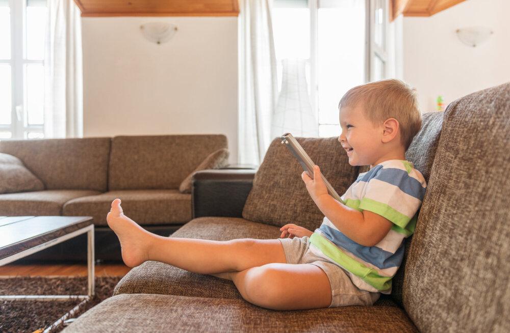 Kuidas valida telerit, kui televaatajateks on ka lapsed?