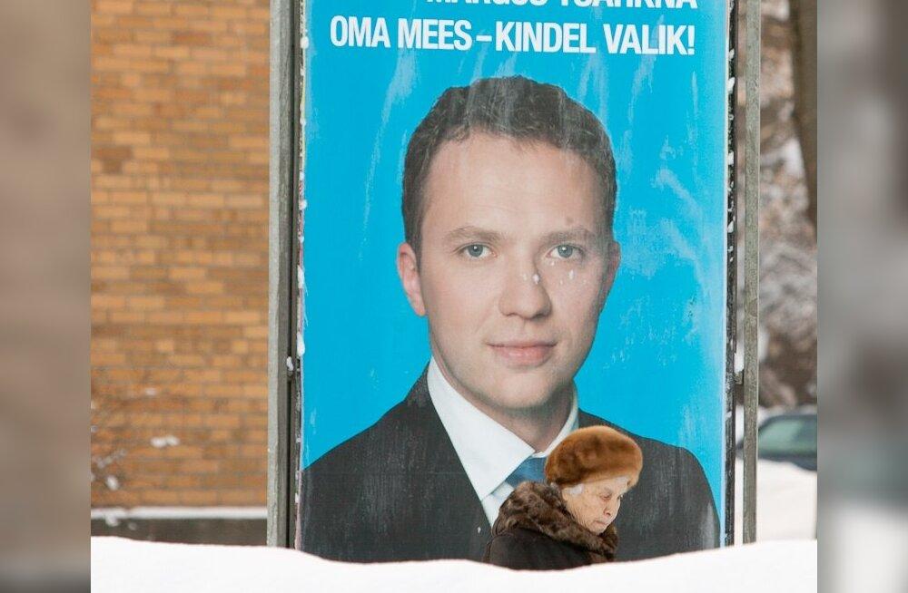 IRL kulutas valimiskampaaniale peaaegu 1,46 miljonit eurot