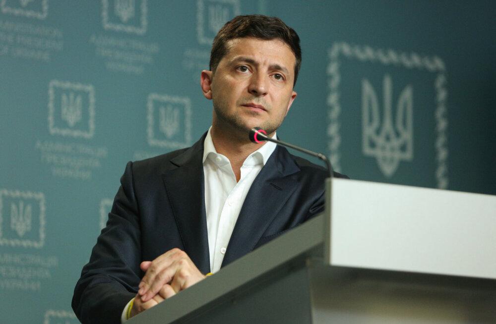 Zelenskõi lihtsustas Ukraina kodakondsuse andmist poliitiliselt tagakiusatud venemaalastele