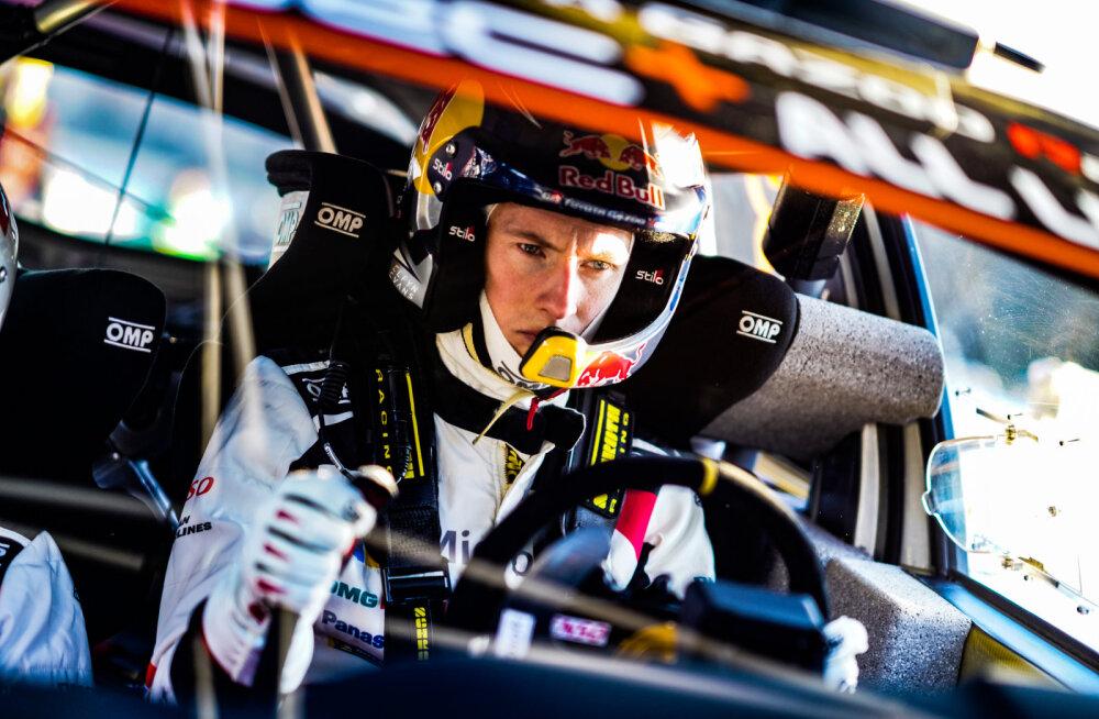 Võidukas Elfyn Evans tegi Rootsi rallil WRC-sarja ajalugu