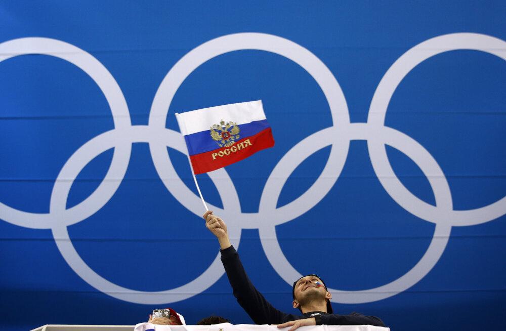 Täna selgub, kas Tokyo olümpial lehvitatakse Venemaa lippu