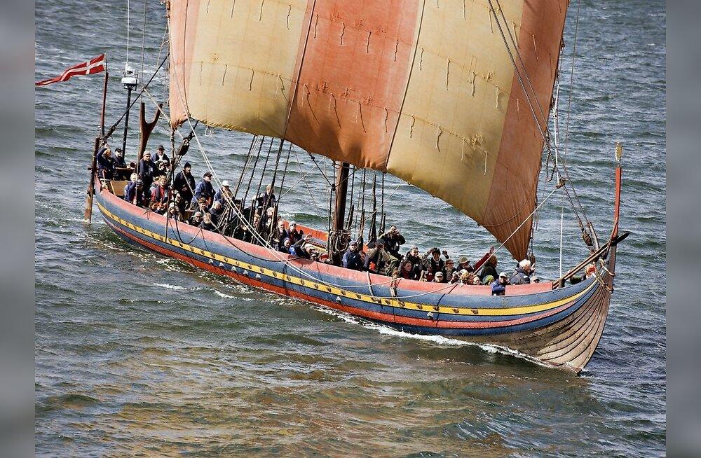 Britid võtsid viikingitel pead maha