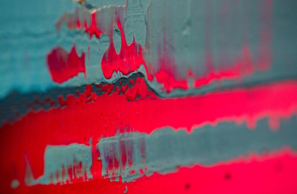 Ivar Kaasiku näitus `Pilt` Vabaduse galeriis