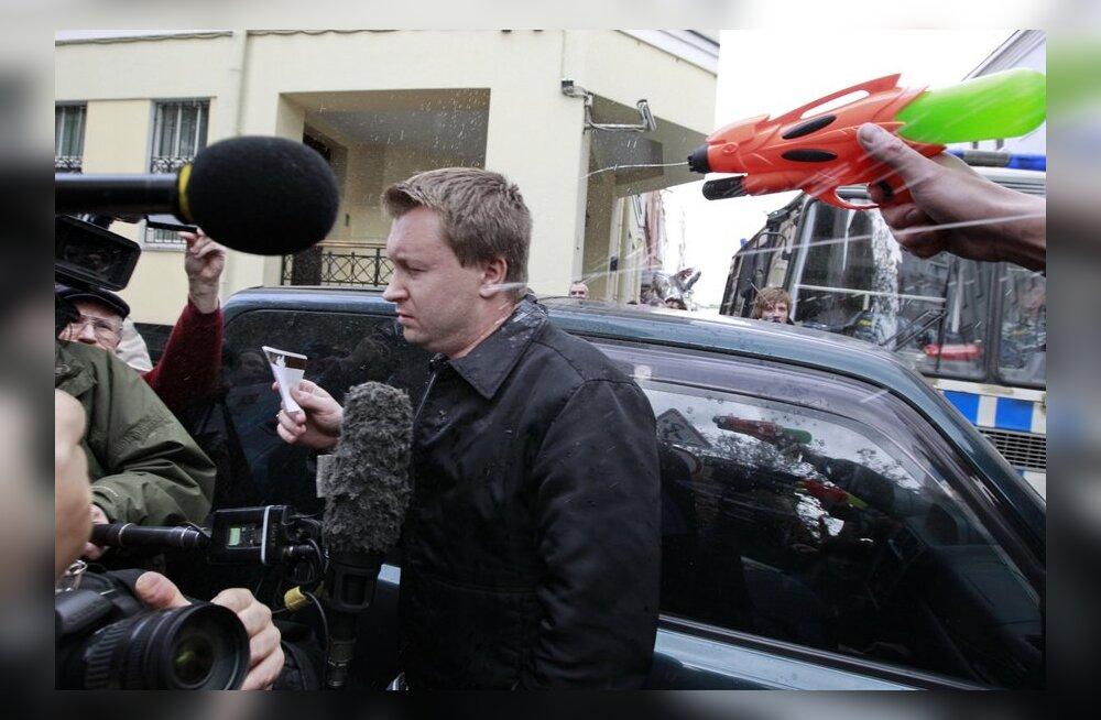 Peterburis määrati esimene karistus homopropaganda eest