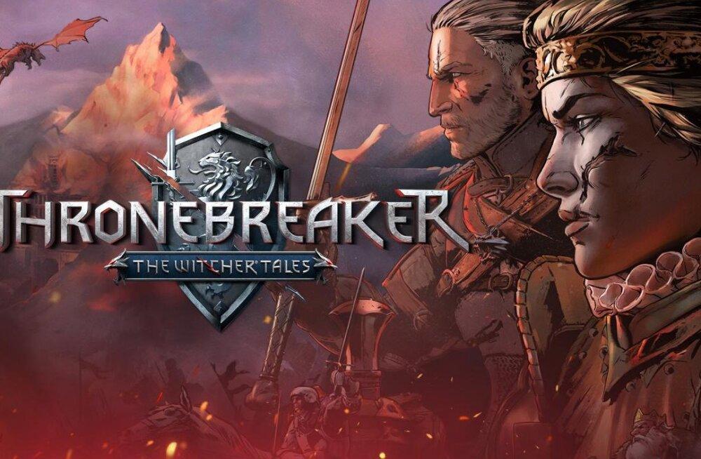 Vaatleme videomängu | Thronebreaker: The Witcher Tales (PC) – mängi nii rolli kui ka kaarte!