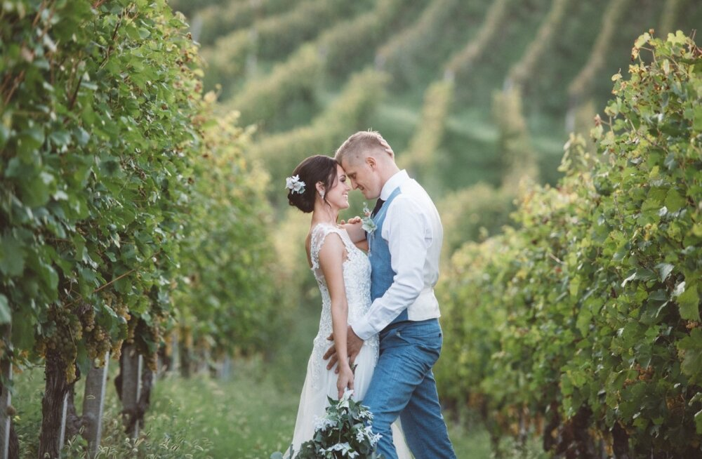 Maagilised kaadrid | Tippkokk Joel Ostrat abiellus Itaalia päikese all!