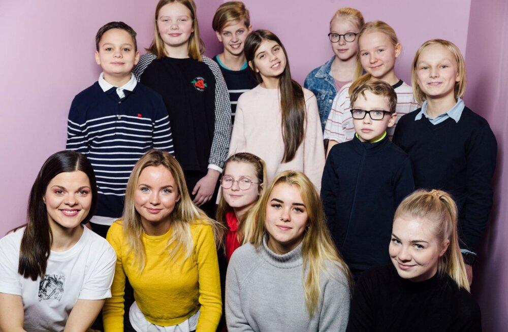ETV2 uus telesaade NOVA annab ohjad noorte kätte